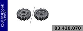 koło napędowe LK4928