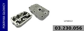 pokrywa głowicy kompresora LP4812