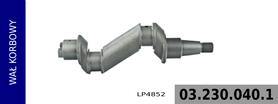 Wał kompresora LP4852