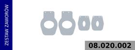 Zestaw zaworów kompresora LP4818