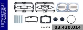 zestaw naprawczy głowicy LK4934