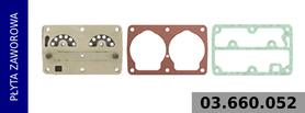 płyta zaworowa kompresora LP4827